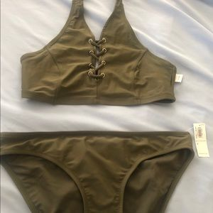 Old Navy two piece bathing suit